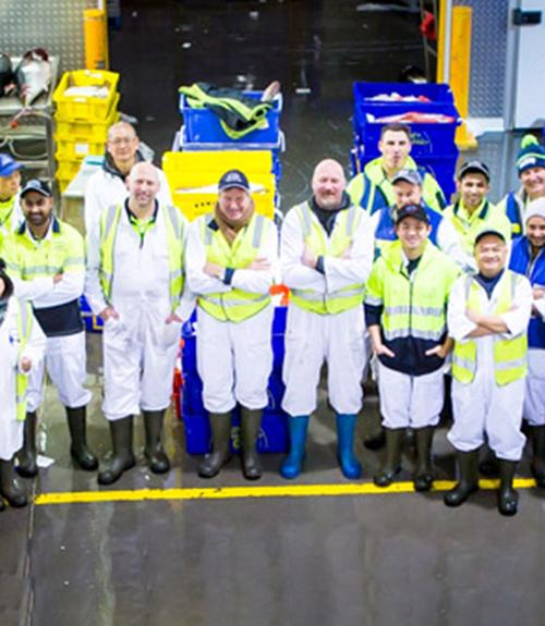 Mclaughlin Consolidated Fishermen Ltd