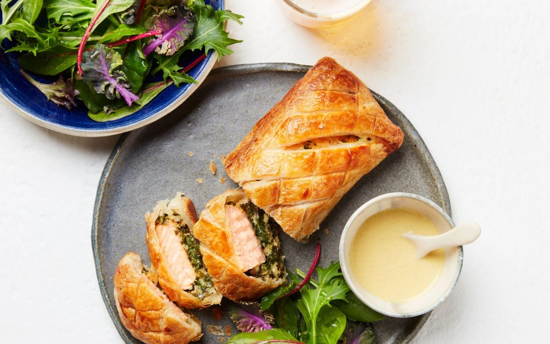 Tasmanian Atlantic Salmon Wellington